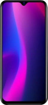 Мобильный телефон Blackview A60 1/16GB Black (Украинская версия) (355196202495849) - Уценка