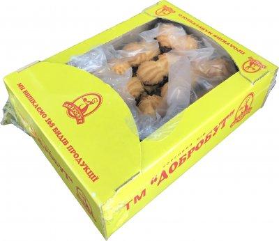 Печенье Добробут Ручей 0.9 кг 2 шт х 450 г (4820007050992)