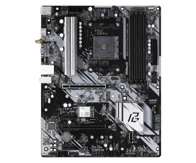 Материнська плата ASRock B550 Phantom Gaming 4/ac Socket AM4