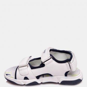 Сандалии кожаные Weestep R562250892 W Белые