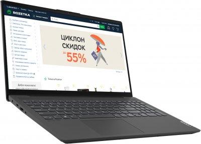 Ноутбук Lenovo IdeaPad 5 15ARE05 (81YQ00JBRA) Graphite Grey