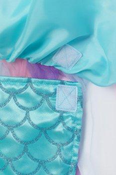 Платье русалки H&M 110-116 (4-6y) Голубое (5588-0762213001)