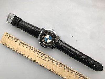 Мужские наручные часы БМВ, BMW, часы с марками авто, знаки машин, логотип