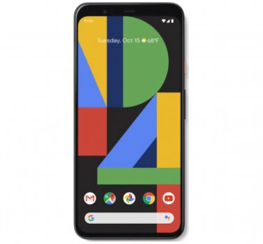 Смартфон Google Pixel 4 6/64GB Just Black