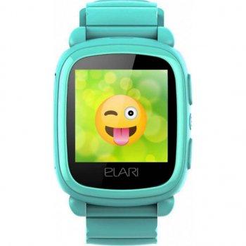 Дитячі розумні годинник ELARI KidPhone 2 Green GPS (KP-2G) UA
