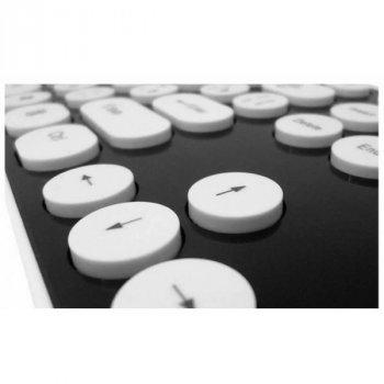 Безпровідний комплект клавіатура і мишка HK3960 геймерський комплект чорний