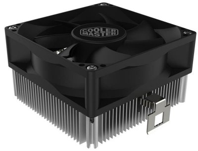 Кулер процесорний CoolerMaster A30 PWM (RH-A30-25PK-R1), AMD: AM4/AM3+/AM3/AM2+/AM2/FM2+/FM2/FM1, 80x80x48мм, 4-pin