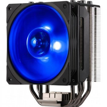 Кулер процесорний Cooler Master Hyper 212 Spectrum RGB LED (RR-212A-20PD-R1), Intel:2066/2011-3/2011/1366/1156/1155/1150, AMD:FM2+/FM2/FM1/AM3+/AM3/AM2+/AM2/AM4, 158.8x120x79.6, 4-pin
