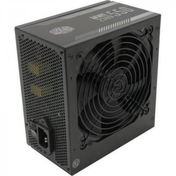 Блок питания CoolerMaster 550W MWE White V2 (MPE-5501-ACABW-EU)