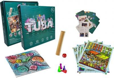 Розважальна гра Strateg Туба (30264)