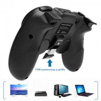 Gamepad iPega PG-9090 Bluetooth Геймпад Джойстик (759-2)