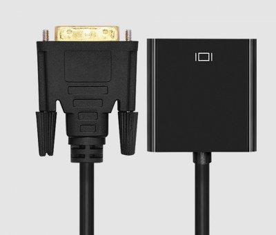 Конвертер Shuole DVI-D to VGA