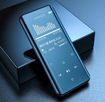 МР3-плеєр Ruizu D25+ Max Bluetooth HI FI 16Gb із зовнішнім динаміком Чорний