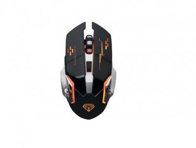 Миша DIVIPARD Q3 Чорна безпровідна на акумуляторі