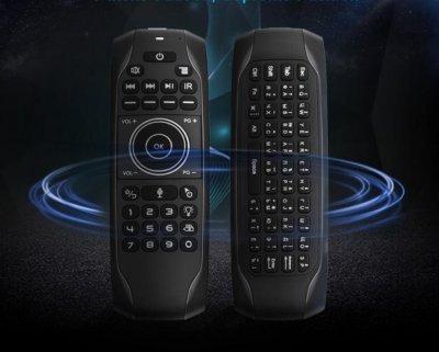 Пульт Air Mouse G7R Pro G7 клавіатура з мікрофоном, гіроскопом і підсвічуванням