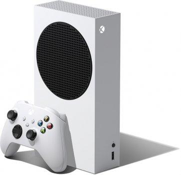 Игровая консоль Microsoft Xbox Series S 512GB