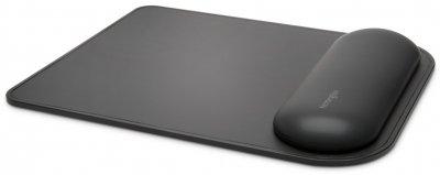 Килимок для миші з подушкою під зап'ястя Kensington ErgoSoft Black (K52888EU)