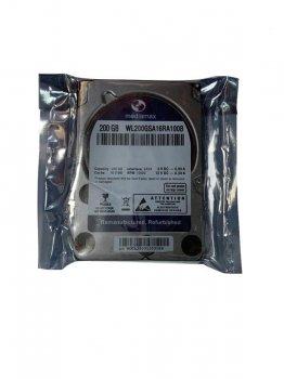 """HDD 2.5"""" SATA 200GB Mediamax 10000rpm 16MB (WL200GSA16RA100B) Refurbished"""