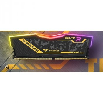 DDR4 8GB/3200 Team T-Force Delta TUF Gaming RGB (TF9D48G3200HC16C01)