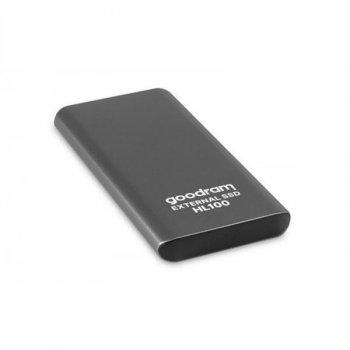 """Накопичувач зовнішній SSD 2.5"""" 2TB USB Goodram HL100 (SSDPR-HL100-02T)"""