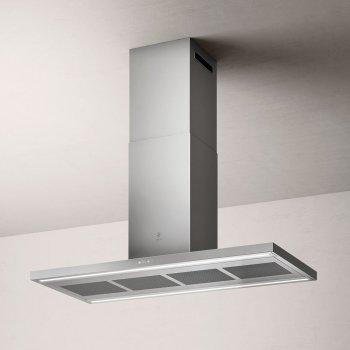 Кухонная Вытяжка Elica THIN ISLAND IX/A/120 Нержавеющая сталь