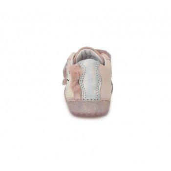 Кросівки DD Step 015-303 19р світло-рожеві