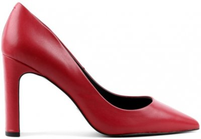 Туфлі-човники Sasha Fabiani 10851 Червоні