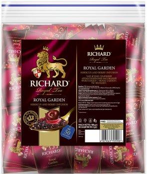 Чай Richard ягодный Royal Garden 50 пакетиков (4823063705998)