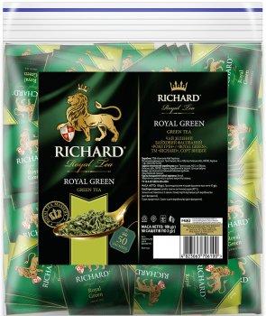 Чай Richard зелений класичний Royal Green 50 пакетиків (4823063706100)