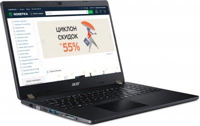 Ноутбук Acer TravelMate P2 TMP215-53-745C (NX.VPVEU.00L) Shale Black