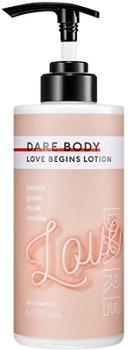 Зволожуючий лосьйон для тіла Missha Dare Body Moisture Lotion Love Begins 500 мл (8809643532358)