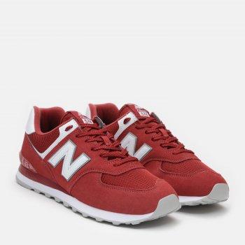 Кроссовки New Balance Classic ML574ER2 Красные
