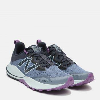 Кроссовки New Balance Nitrel WTNTRCC4 Серые с фиолетовым