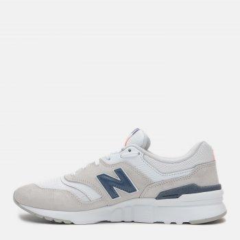 Кросівки New Balance Varsity CW997HVP Світло-сірі