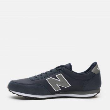 Кросівки New Balance U410CB Сині зі срібним