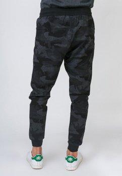 Спортивні штани Tommy Life 84753 Чорний камуфляж