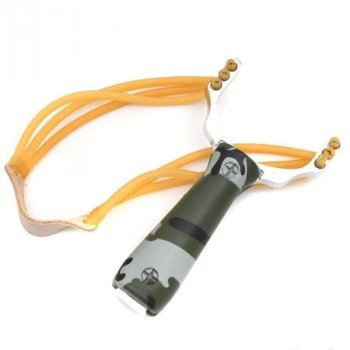Походная рогатка Vilead HS-8 алюминиевая, для охоты и развлечений, камуфляжная (EG-100127)