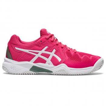 Кросівки Asics GEL-RESOLUTION 8 CLAY GS рожевий c-1044A019-702