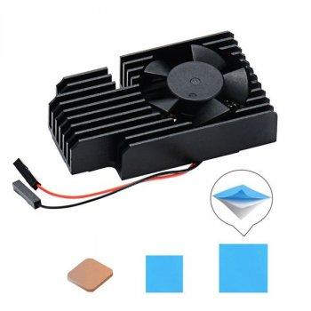 Активная система охлаждения Raspberry Pi 3 Model B Extreme Cooling Fan Kit