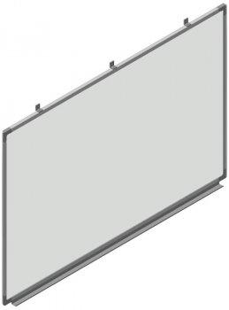 Доска Сектор магнитно-маркерная 120x90 см (M1209)
