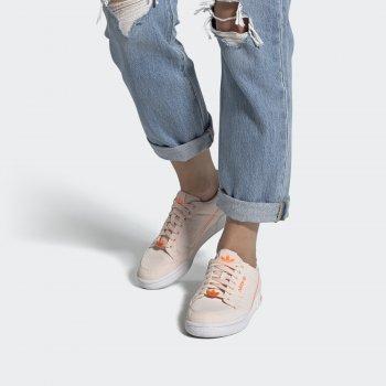 Кроссовки Adidas Continental 80 W FW2490 Gretwo/Sigorg/Ftwwht