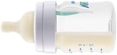 Пляшка для годування Philips Avent Anti-сolic з клапаном AirFree 125 мл (SCF810/14)