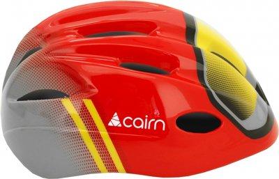 Велосипедний шолом Cairn Earthy Jr red 48-52 (0300139-06-48)
