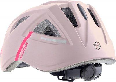 Велосипедний шолом Cairn Kustom Jr powder pink 48-52 (0300219-04-48)