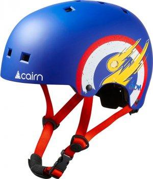 Велосипедний шолом Cairn Eon Jr king-blue 53-55 (0300329-45-53)