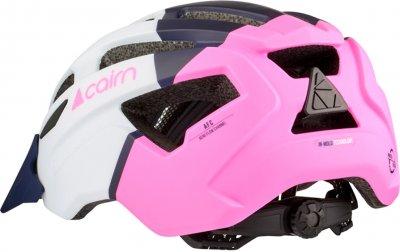Велосипедний шолом Cairn Prism XTR Jr II white-pink 52-55 (0300299-80-52)