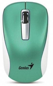 Миша бездротова Genius NX-7010 Turquoise USB (31030014404)