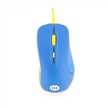 Миша SteelSeries Rival 300 Fallout 4 Vault-Tec 111 USB Blue-Yellow (B01ENQWDAG)