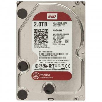 Жорсткий диск 3.5 Western Digital Red 2Tb (WD20EFRX)