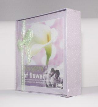 Фотоальбом Chako 10x15x200 C-46200RCL Whispers of Flower